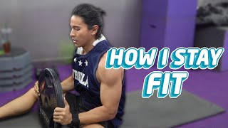 MY WORKOUT ROUTINE | Enchong Dee