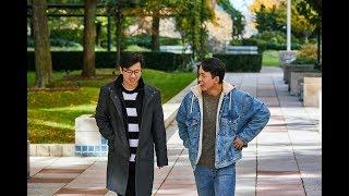 International Students at Fordham University