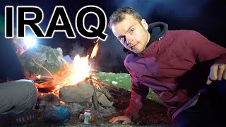 CAMPING IN IRAQ (Banned by Military) Unreal Experience