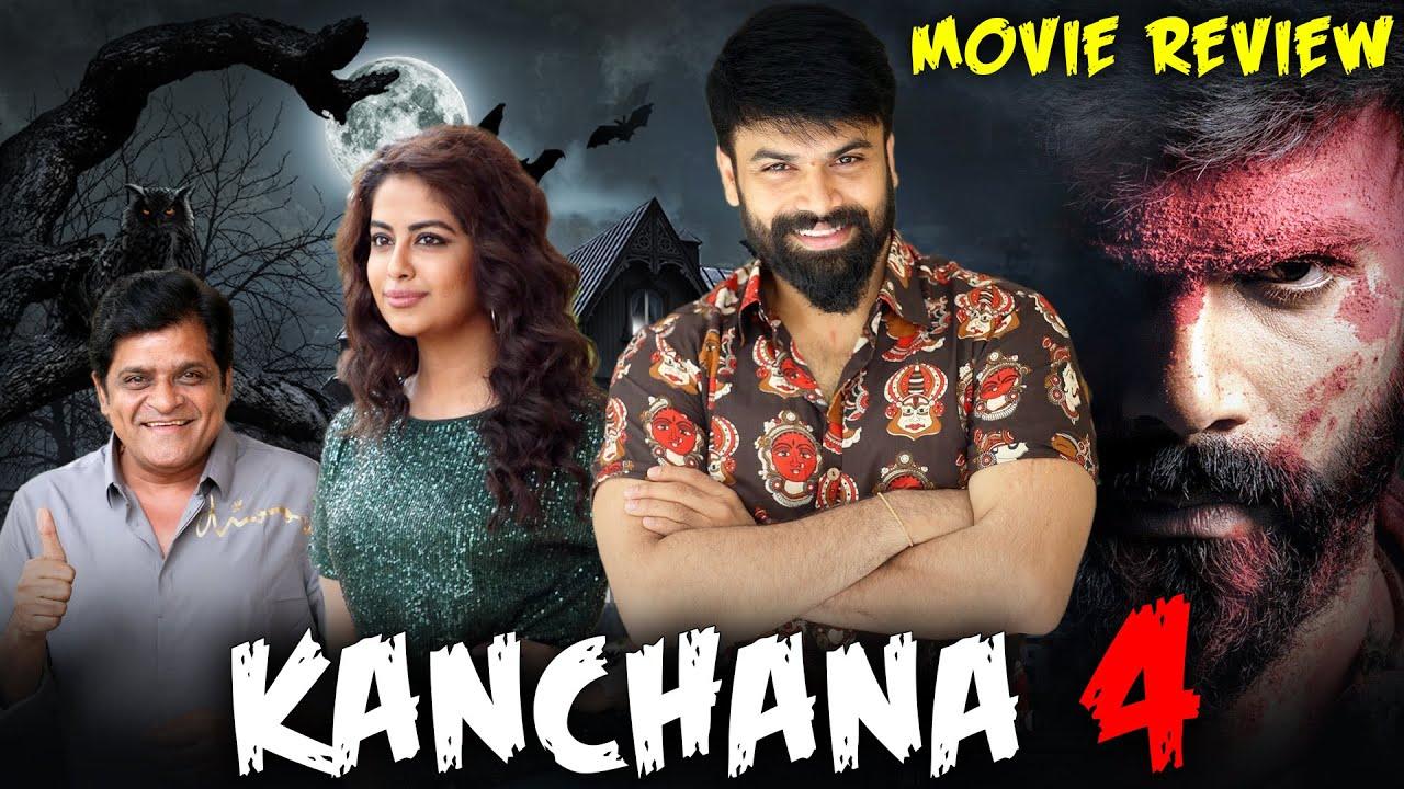 Download Kanchana 4 (Raju Gari Gadhi 3) Hindi Dubbed Full Movie Review | Goldmines Movies | Dhinchaak Channel