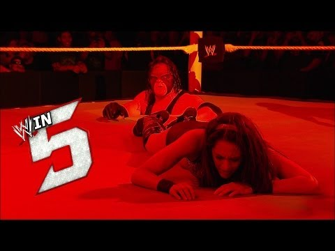 WWE in 5 - Week of April 28, 2014