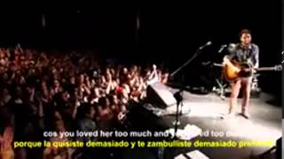 Let Her Go   Passenger  Sub English  Español  Official video1
