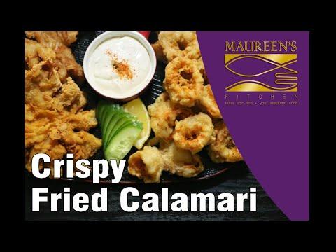 Best FRIED CALAMARI : how to make