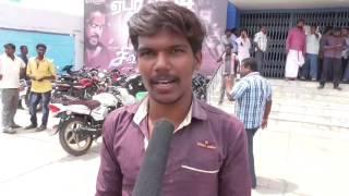 Shivalinga public  Review  நல்லதாண்டா இருக்கு படம்