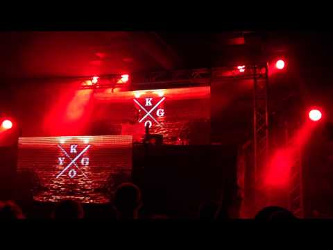 Kygo - Firestone live in Chicago at Concord 10/18/14