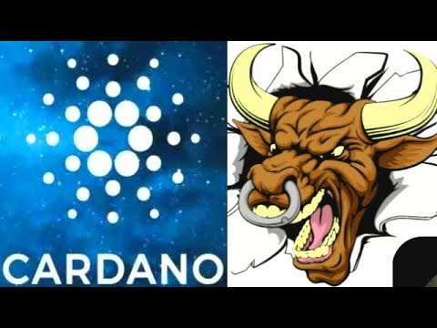 ADA Bullrun Cardano King Cryptocurrency Prepares To Ride Bitcoins Wave