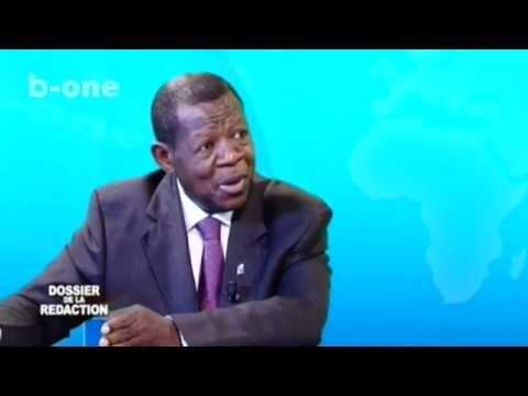 Le Min. Lambert Mende clarifie les Choses chez Mamina Masengu