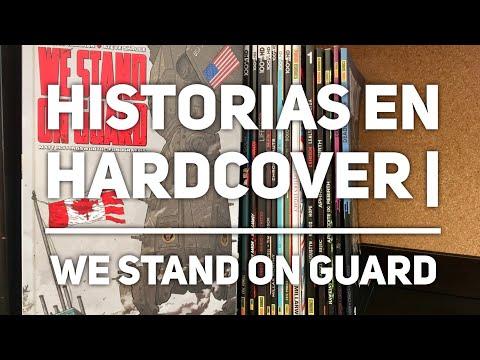 Historias en Hardcover | We Stand On Guard de Brian K Vaughan.