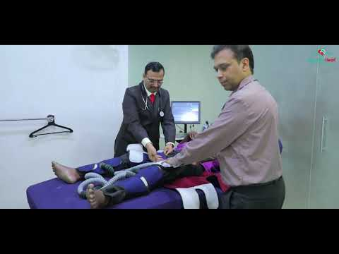 vasomeditech eecp treatment procedure