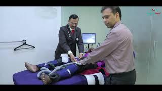 Vasomeditech EECP Treatment Procedure