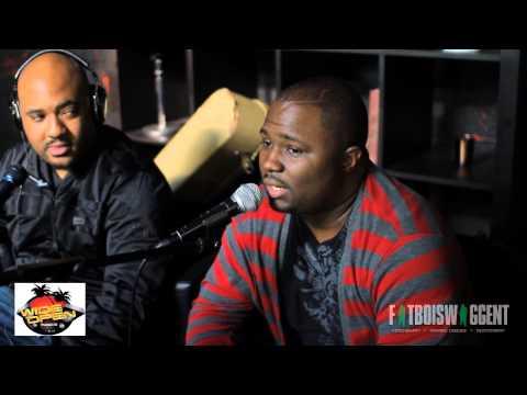 DENNIS GARLAND JR. & TFC LIVE ON WIDE OPEN RADIO  (INTERVIEW)