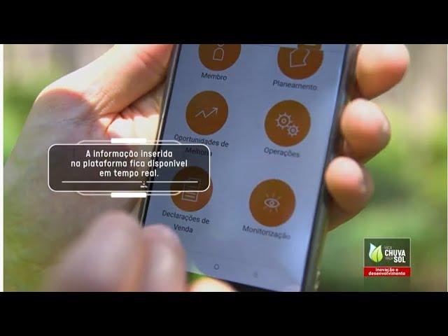 """Reportagem sobre ForestSIM, no programa """"Faça Chuva ou Faça Sol"""", na RTP2, dia 12/12"""