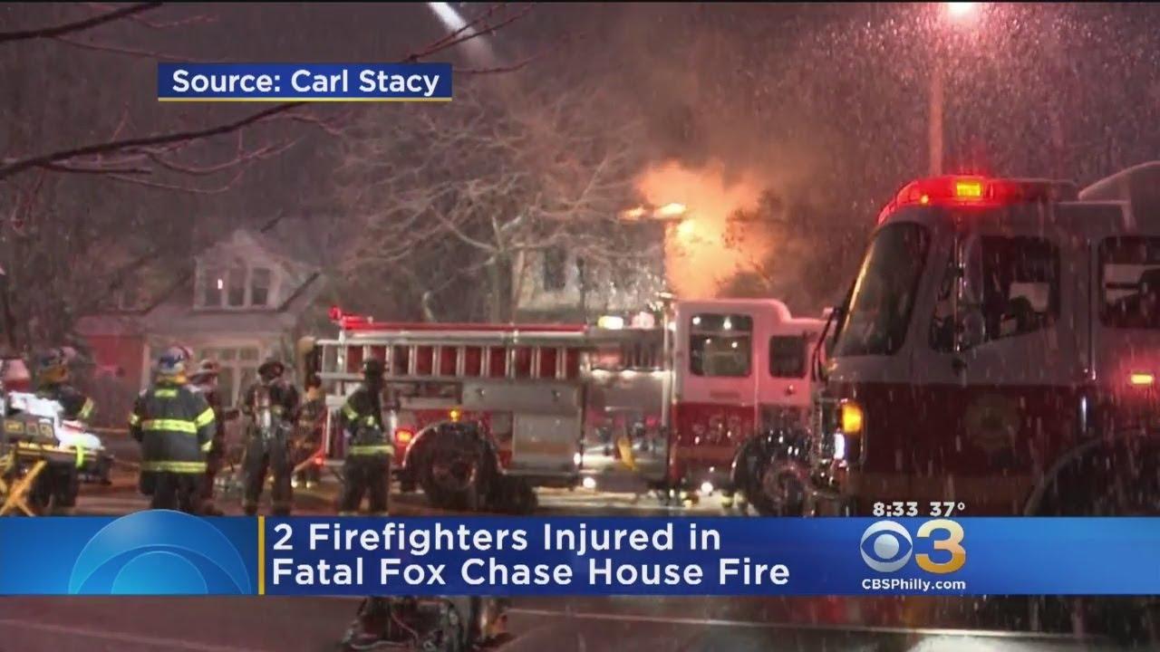 Fatal Fox Chase Fire Under Investigation