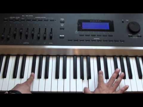How To Play I Choose You On Piano Sara Bareilles Piano Tutorial
