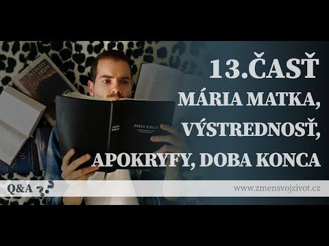 Otázky a odpovede (Questions and Answers) - 13.časť