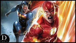 Can Flash Punch Harder Than Superman?