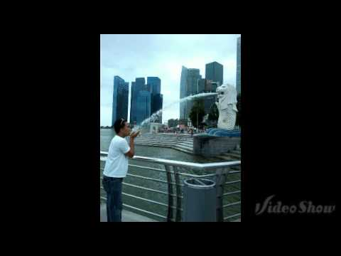 my wish to travel in Singapore are success