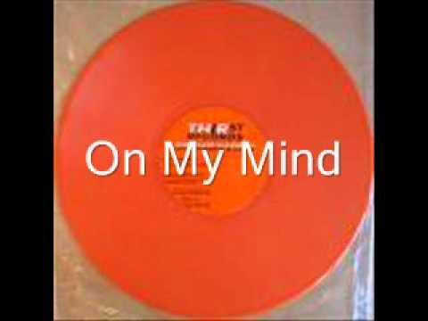 Paul Benjamin & Carl H -- Dub Plate Flavas EP -On My Mind