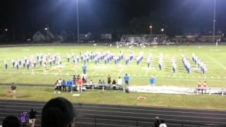 Centennial Stars Marching Band, September 19, 2014 ...
