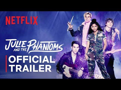 Julie and the Phantoms NEW Series Trailer | Netflix Futures