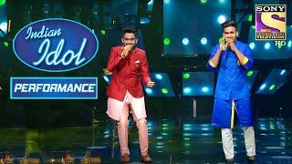 Ridham और Sunny ने किया 'Main Jatt Yamla' पे Amazing जुगलबंदी | Indian Idol Season 11