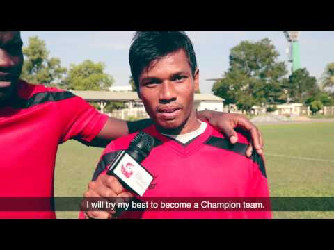 TMCC 2016 Interview Off-The-Pitch with Yadanarbon FC Key Players
