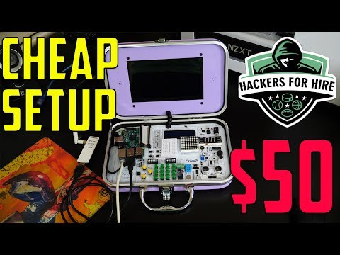 Cheapest Ethical Hacking Setup