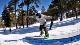 "Dual Snowboards Team Rider Adam ""A-Dawg"" Goren"