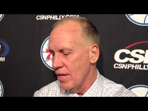 76ers coach Doug Collins leaves game vs. Pistons after three quarters