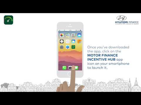 Hyundai Finance: Motor Finance Incentive Hub App Explainer Video