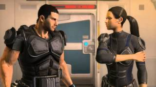 Binary Domain cinematics and story - Part 4
