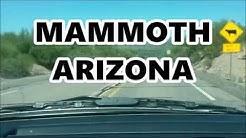 MAMMOTH, ARIZONA