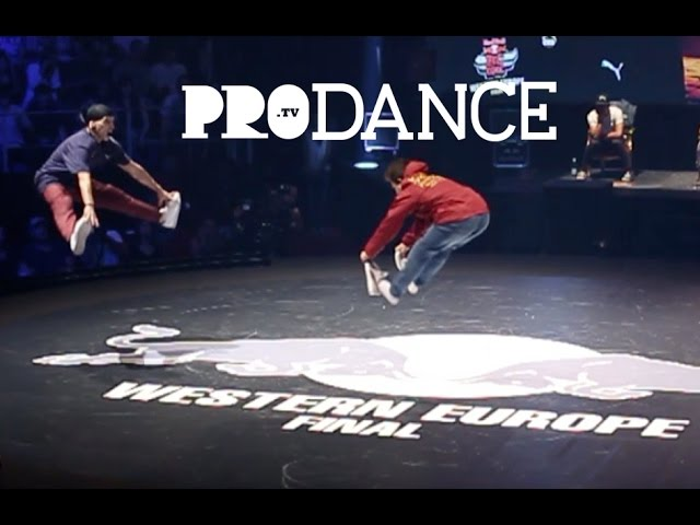 Xak vs Bruce Almighty | Red Bull BC One Western Europe Final 2015