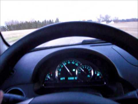 Chevy HHR Test Drive