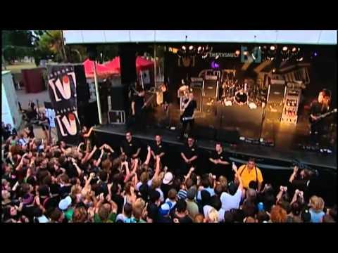 Yellowcard - Ocean Avenue - Live [v] Bus 2006