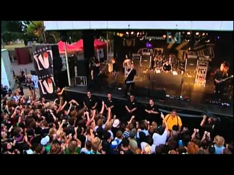 Yellowcard - Ocean Avenue - Live [v] Bus 2006