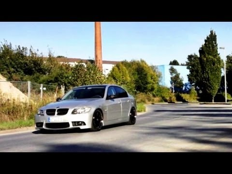 Bmw E90 325i 19 Quot Royal Gt Wheels H Amp R 45 30 M3 Front Bumper