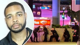Dallas police sniper attack: how the ambush unfolded - TomoNews