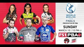 PBA Bowling World Bowling Tour Finals 03 10 2019 (HD)
