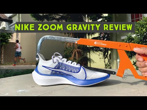 NIKE ZOOM GRAVITY REVIEW   INTERVIEW WITH A RUNNER
