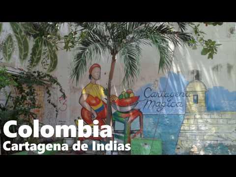 Viaggio in Colombia, Cartagena