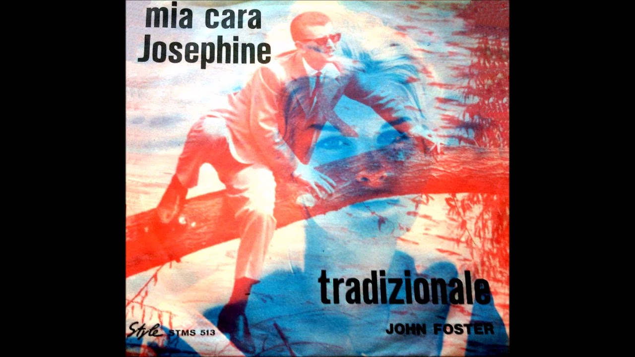 Poster design john foster - John Foster Mia Cara Josephine