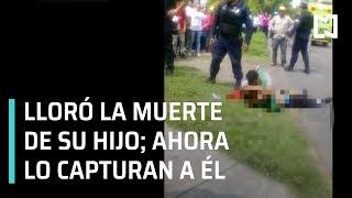 Padre llora la muerte de su hijo en Ecatepec; la van a pagar amenaza familia - En Punto
