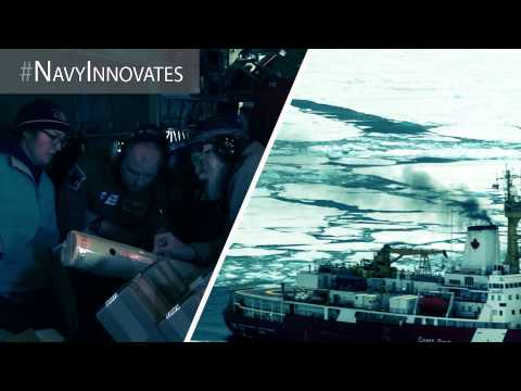 #NavyInnovates Arctic Research