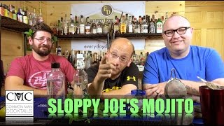 The Sloppy Joe's Mojito, 1940's Cocktail