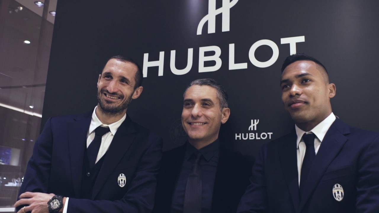 HUBLOT CELEBRATES 10 YEARS OF ITS ALL BLACK CONCEPT IN MILAN