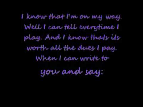BABY GIRL - SUGARLAND LYRICS