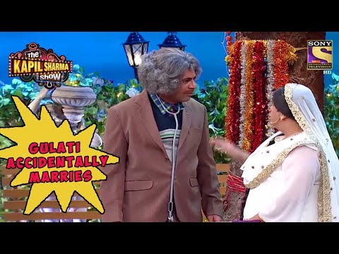Dr. Gulati Gets Accidentally Married To Ghost – The Kapil Sharma Show