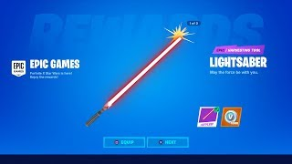 HOW TO GET FREE STAR WARS REWARDS IN FORTNITE! [Fortnite X Star Wars Challenges] *NEW*