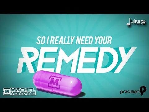 "Machel Montano - Remedy (Official Lyric Video) ""2015 Soca"""